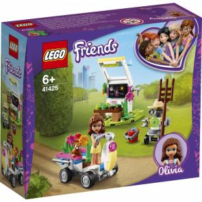 LEGO Friends 41425 Olivie a její květinová zahrada [41425]
