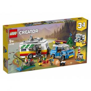 LEGO Creator 31108 Rodinná dovolená v karavanu [31108]