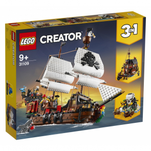 LEGO Creator 31109 Pirátska loď [31109]