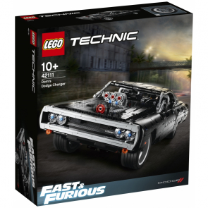 LEGO Technic 42111 Domův Dodge Charger [42111]