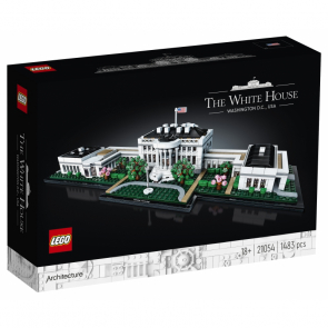 LEGO Architecture 21054 Bílý dům [21054]
