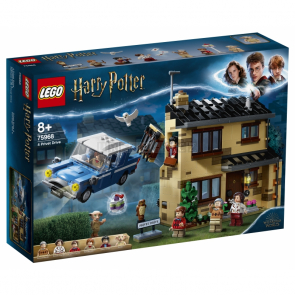 LEGO Harry Potter 75968 Zobí ulice 4 [75968]