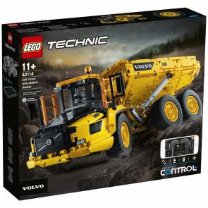 Lego Technic 42114 Kloubový dampr Volvo 6x6 [42114]