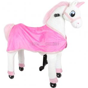 small foot Jezdecký kůň jednorožec Unicorn [10586]