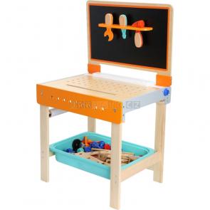 small foot Dřevěný sklápěcí pracovní stůl 2v1 [10603]