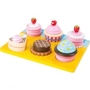 small foot Set sladkých dortíků [10149]