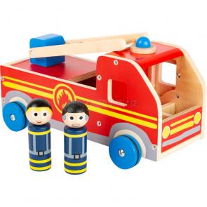 small foot Dřevěné hasičské auto XL [11456]
