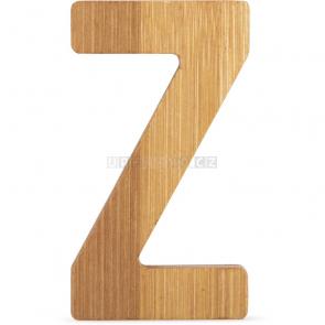 small foot Bambusové písmeno Z [12079]