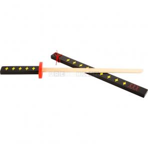 small foot Japonský dřevěný meč Katana [11408]