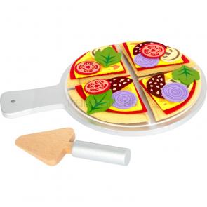 small foot Látková pizza se servírovacím talířem [11690]