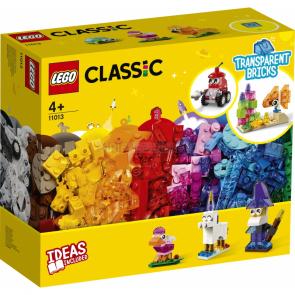 Lego Classic 11013 Průhledné kreativní kostky [11013]