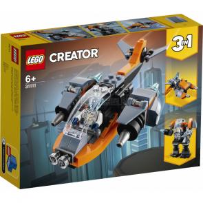 LEGO Creator 31111 Kyberdron [31111]