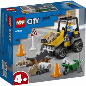 LEGO City 60284 Náklaďák silničářů [60284]