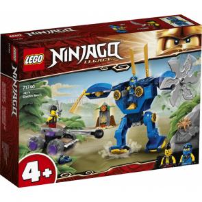 LEGO Ninjago 71740 Jayův elektrorobot [71740]