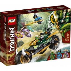 LEGO Ninjago 71745 Lloydova motorka do džungle [71745]