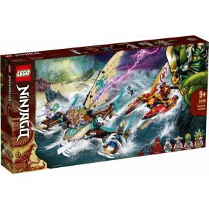 LEGO Ninjago 71748 Souboj katamaránů na moři [71748]