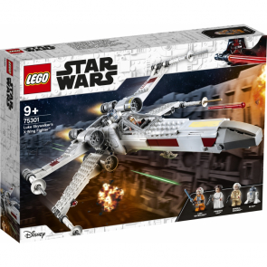 LEGO Star Wars 75301 Stíhačka X-wing Luka Skywalkera [75301]