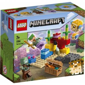 LEGO Minecraft 21164 Korálový útes [21164]
