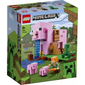 LEGO Minecraft 21170 Prasečí dům [21170]