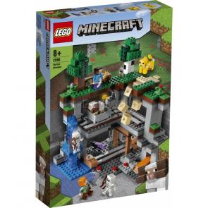 LEGO Minecraft 21169 První dobrodružství [21169]