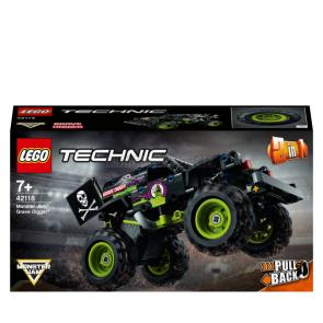 LEGO Technic 42118 Monster Jam Grave Digger [42118]
