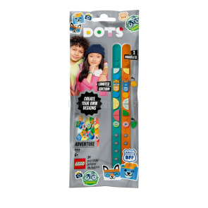LEGO DOTS 41918 Náramky dobrodružství