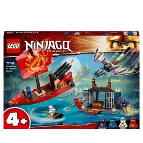 LEGO Ninjago 71749 Poslední let Odměny osudu [71749]