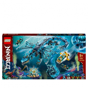 LEGO Ninjago 71754 Vodní drak [71754]