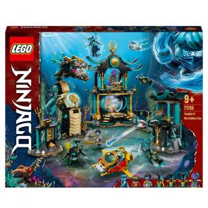 LEGO Ninjago 71755 Chrám nekonečného moře [71755]
