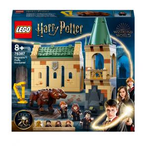 LEGO Harry Potter 76387 Bradavice: setkání s Chloupkem [76387]