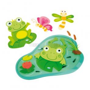 Dekorace žáby