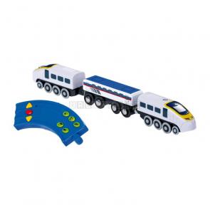 Elektrická lokomotiva na dálkové ovládání