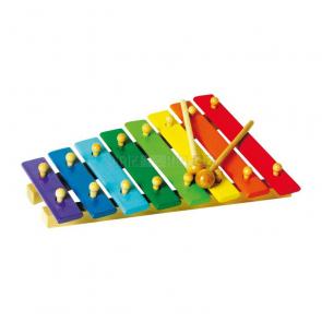 Xylofon barevný, 8 tónů