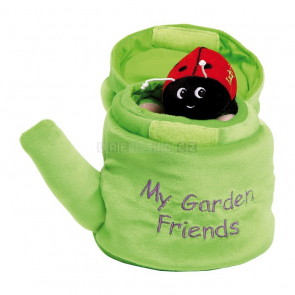 Kamarádi ze zahrady