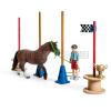 Schleich 42482 Závod v agility pro pony