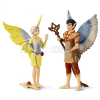Schleich 70583 MOVIE Sera and Jaro